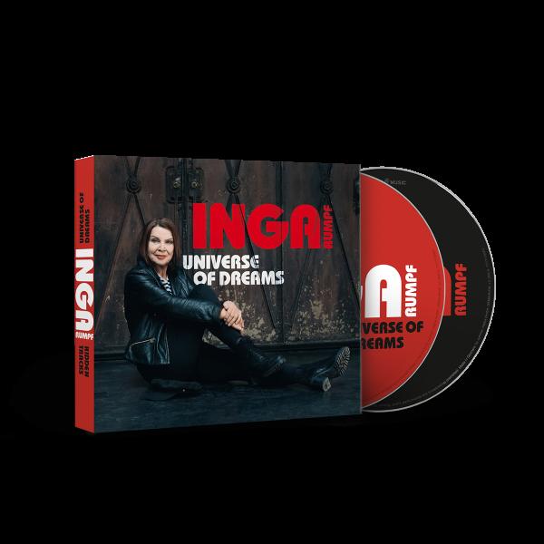 Universe of Dreams + Hidden Tracks (CD)